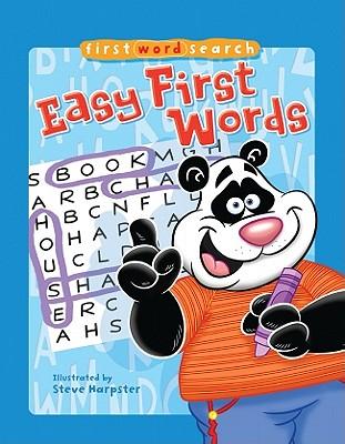 Easy First Words By Harpster, Steve (ILT)